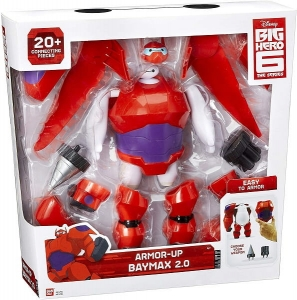 BIG HERO Figurka Amor Up Baymax 2.0