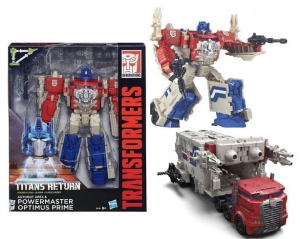TRANSFORMERS OPTIMUS PRIME 3w1 APEX ROBOT MEGA