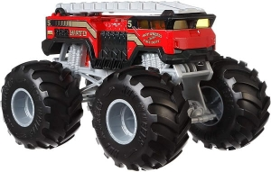 HOT WHEELS MONSTER TRUCKS 5 ALARM 1:24 GBV34 Straż