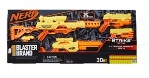 Nerf Alpha Strike 5w1 Zestaw Ultimate E8339