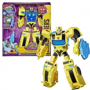 TRANSFORMERS BumbleBee MV6 Battle Call Of E8381
