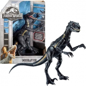 JURASSIC WORLD INDORAPTOR DINOZAUR FVW27