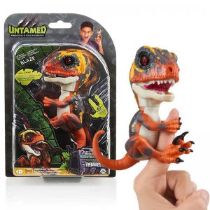 FINGERLINGS INTERAKTYWNY Dinozaur Velociraptor