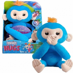 FINGERLINGS HUGS Interaktywna Małpka Boris