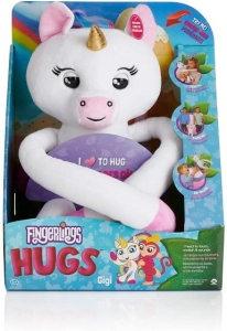 FINGERLINGS HUGS Interaktywny Jednorożec Gigi