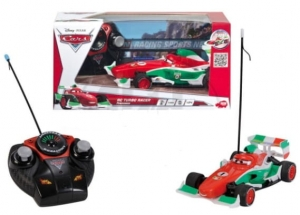CARS 3 AUTA FRANCESCO Turbo Sterowany RC